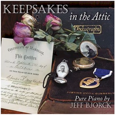 Keepsakes CD Cover